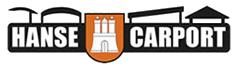 Hanse Carport – Aluminium Terrassendach Hamburg, Terrassenüberdachung Alu Logo