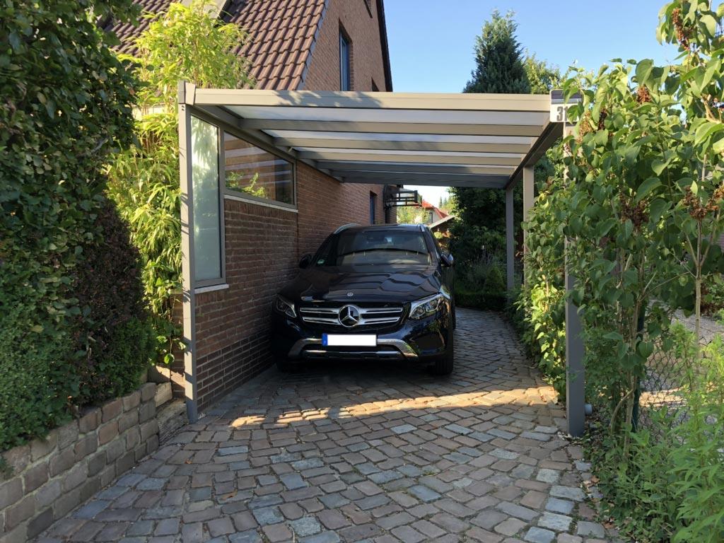 Terrassendächer – Hanse Terrassendach