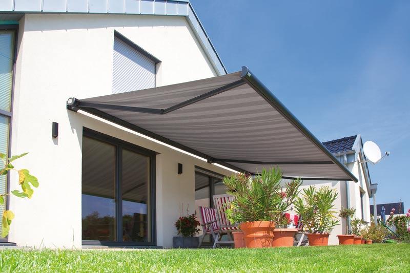 Markise K250 - Effektiver Sonnenschutz durch Qualitäts-Markisen
